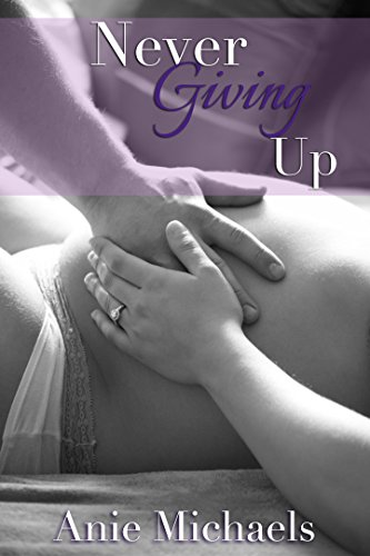 Never Giving Up (The Never Series Book 3)]()
