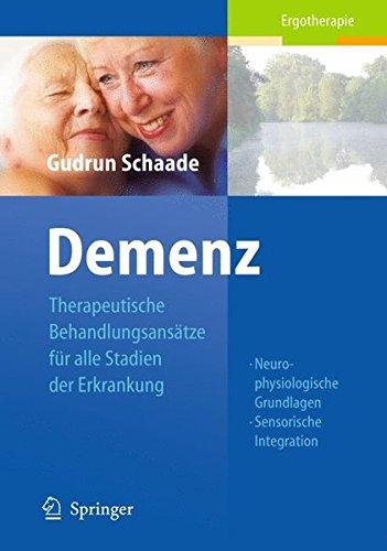 Demenz: Therapeutische Behandlungsansätze für alle Stadien der Erkrankung