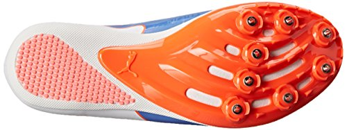 Women's Co Shoe and PUMA Ultramarine Field TFX Sprint Track V5 Peach Fluorescent White 4qwRdU6w