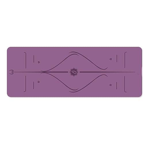 ROLLYYD Rollyyyd - Esterilla de Yoga (5 mm): Amazon.es: Hogar