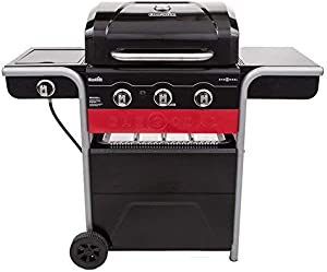 Gas2Coal gas charcoal smoker grill combo