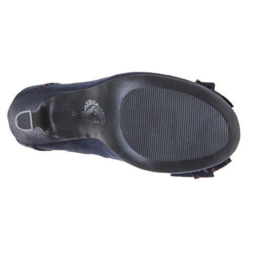 Ruby Shoo Ivy Shoes Blue Navy 6GI2ZWNc