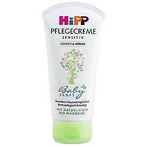 HIPP Babysanft care cream, 2-pack (2 x 75ml)