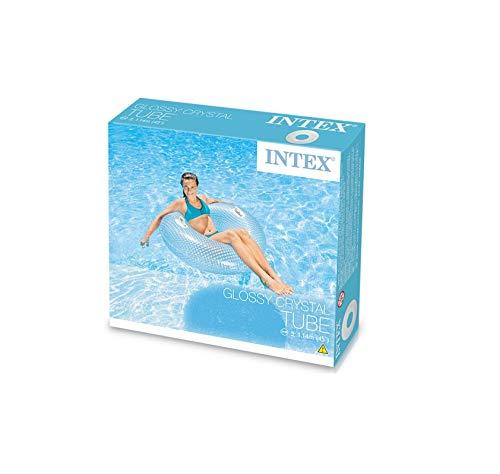 Intex Glossy Crystal Tube 45
