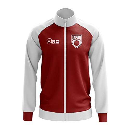 Airo Sportswear Japan Concept Football Track Jacket (Red)