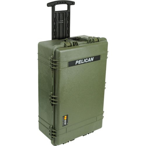 Pelican Large OD Green Case 1650 with 1650-020-130 (Pelican Case Od)