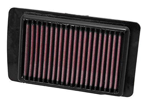 (K&N High Flow Replacement Air Filter - Black)