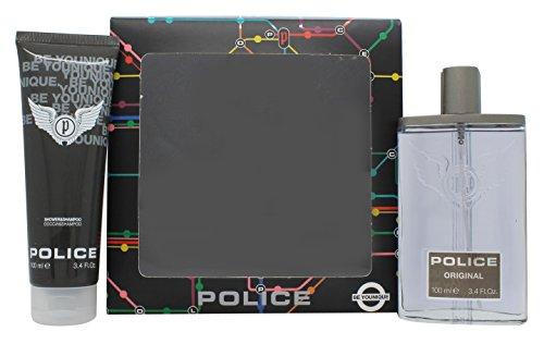 Police Police Original Male Mens Edt 100ml Gift Set (3.4 fl.oz)