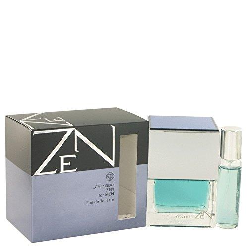 Price comparison product image Zen By Shiseido Eau De Toilette Spray Plus Free 1 / 2 Oz Mini Spray 3.4 Oz