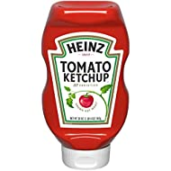 Heinz tomato Ketchup (20oz Bottles, Pack of 6)