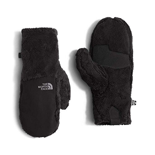 The North Face Women's Women's Denali Thermal Mitt Black TNF SM (Thermal Fleece Mittens compare prices)