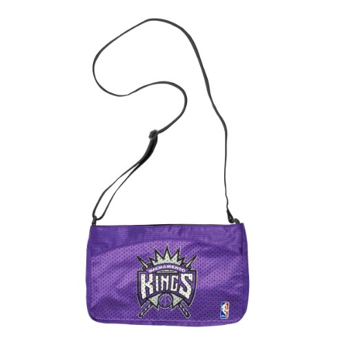 (NBA Sacramento Kings Jersey Mini Purse)