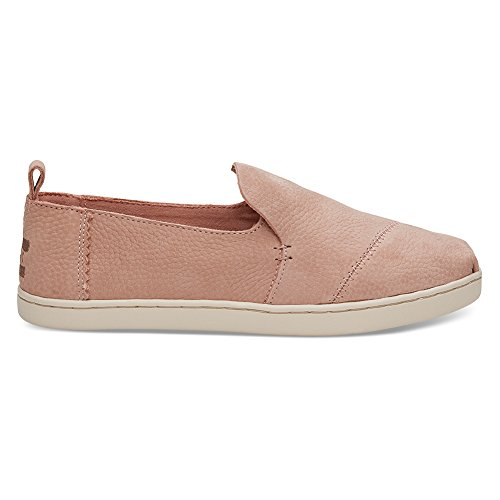 TOMS Women's Deconstructed Alpargata Bloom Nubuck 10 B US B (M) ()