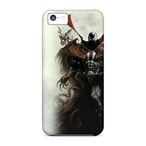 Hot ZoE13876jIZl Cases Covers Protector For Iphone 5c- Spawn