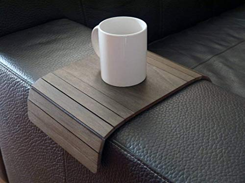 Admirable Wooden Flexible Sofa Table For Armrest In Many Colors As Ncnpc Chair Design For Home Ncnpcorg