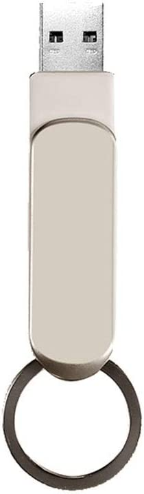 Color, Size : 32G AIYAMAYA Metal USB High Speed Rotating Metal Phone Computer USB 4G 8G 16G 32G 64G 128G