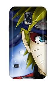 New Fashionable DeirdreAmaya OgtKCRg3749DPBVU Cover Case Specially Made For Galaxy S5(anime Narutos)
