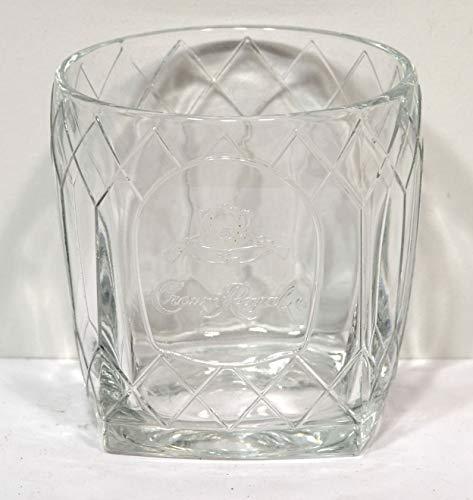 (Crown Royal Crystal Promotional Tumbler (Glass) )