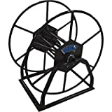 Steel Eagle Pressure Washer Compact Vacuum Unit Hose Reel — 150ft. Capacity, Model# 29-200001