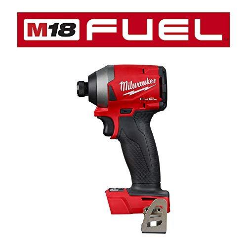 Milwaukee 2853-20 M18 FUEL 1/4″ Hex impact Driver (Bare Tool)