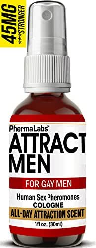 The Secret To ATTRACT GAY MEN - - All Day Scent - - Human Sex Pheromones Cologne 1oz GUARANTEED! TO WORK
