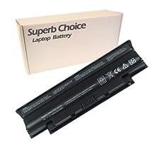 Dell Inspiron N5110 N5010 N5030 N5040 N5050 N7010 N7110 M5110, PN: J1knd 4t7jn 312-0234 Laptop Battery - Premium Superb Choice® 6-cell Li-ion Battery