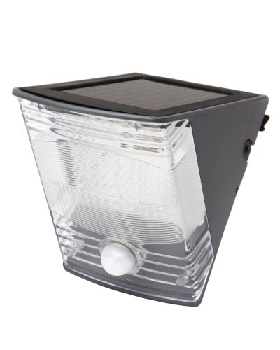 Fusion Solar Motion Activated Security Light