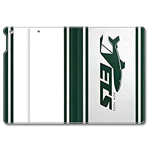 iPad Air Case - Customized Design Slim-Fit iPad Air Leather Case Cover Ipad Air Leather Cover New York Jets P Defender Protective Case Cover for iPad Air by ruishername