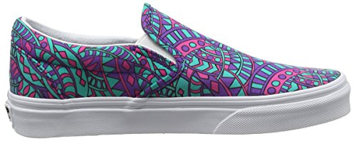 True Classic Multicolore Chaussures Slip Liberty Vans White on Satchmo R7Zgq