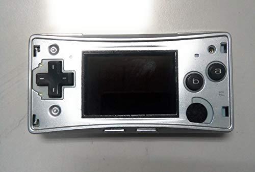 Game Boy Advance Micro Silver (Renewed)