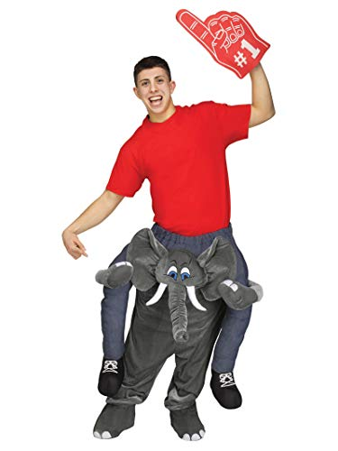 Elephant Rider Costume (Ride an Elephant Adult Costume)