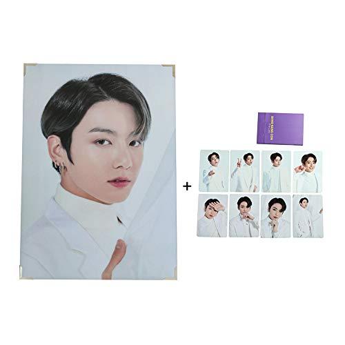 Muxing BTS Bang Bang Con The Live BBC Photo Frame Wall Decor Gifts for ARMY (JK)