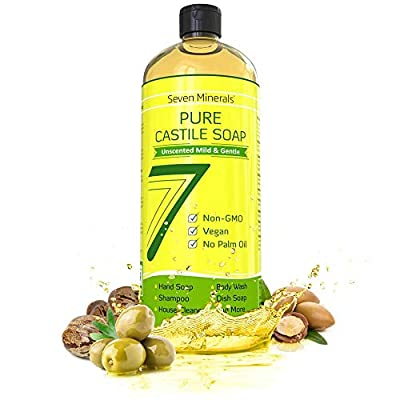 Pure Castile Soap by Seven Minerals