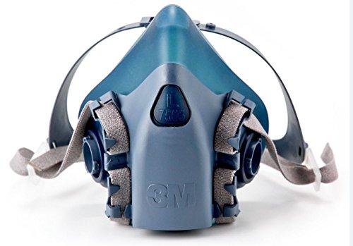 3M Facepiece Respirator Respiratory Protection