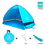 Pop Up Baby Beach Tent, Portable, UV