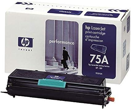 HP 75A - Tóner para impresoras láser (3500 páginas, Laser ...