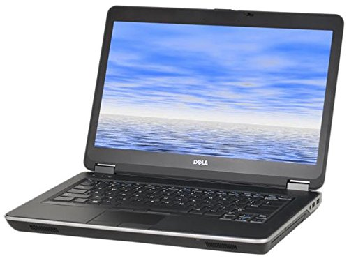 Dell Latitude E6440 14? Flagship Business Laptop, Intel Core i5 Processor, 8GB DDR3 RAM, DVD+/-RW, 320GB HDD, Windows 10 Professional (Renewed) (Dell Latitude D600 Screen)