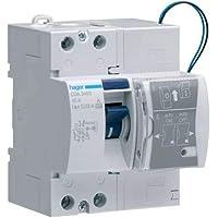 Hager tipo a - Interruptor diferencial con reconexión