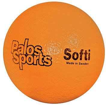 Palos Sports 6.3'' Softi TuffSKIN Foam Dodgeball Set of 6
