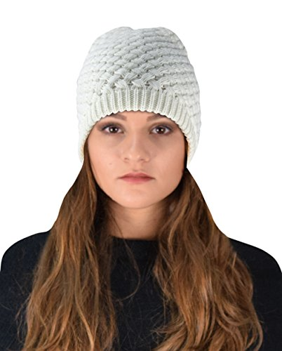 Quilted Beanie - 9