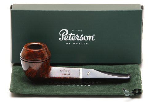 Peterson Kinsale XL13 Smooth Tobacco Pipe Fishtail