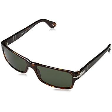 09c84c2b95 Persol PO2747S 24 31 Tortoise PO2747S Rectangle Sunglasses Lens Category 3  Size