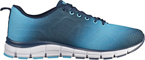 Blu Sport Sneaker 46 42 Moda Boras 44 Navy Spruzzato Mens 45 Shoe 41 43 4YqzP
