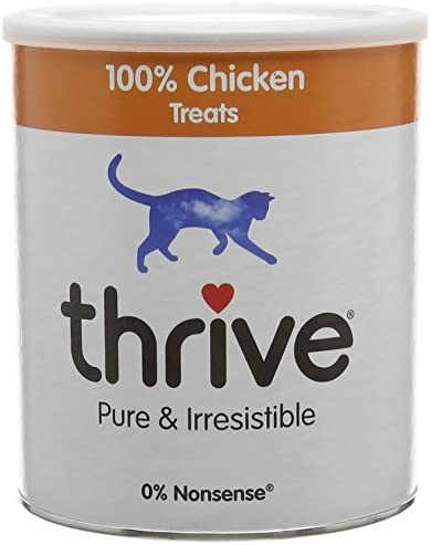 Thrive Cat Treats 100 Chicken 200g