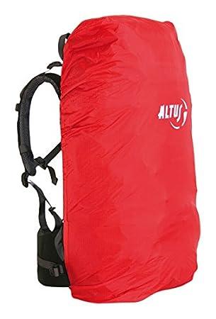 Altus Cubre 30-45 - Mochila, Unisex, Color Rojo, Talla S
