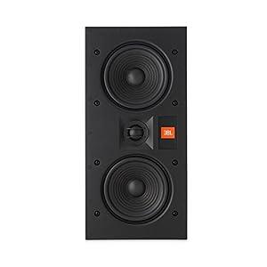 jbl in wall speakers. jbl surround in-wall center home speaker, set of 1, (2 55iw) jbl in wall speakers