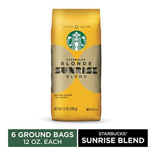 Starbucks VIA Blonde Sunrise Blend