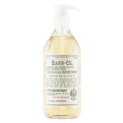 Barr-Co. - Fir & Grapefruit Liquid Hand Soap