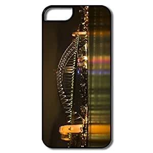 Cool Sydney Harbour Bridge Night Hard Case For IPhone 5/5s