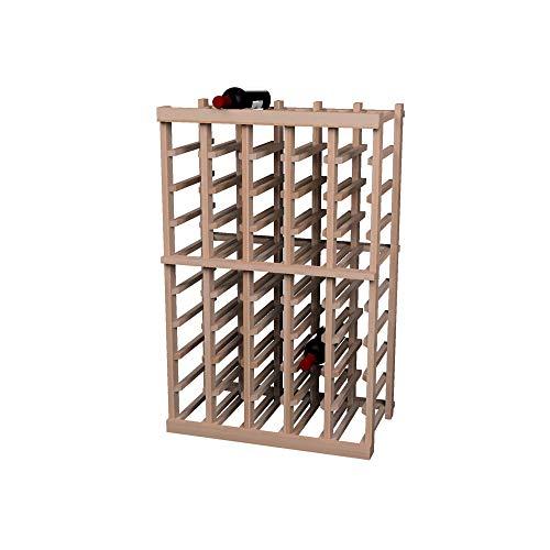 WCI Vintner Series Individual Bottle Wine Rack - Redwood